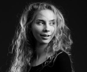 """Agnė Levickaitė , Muzikinis teatras, vaikams """"GyviTeatre"""" aktorė."""