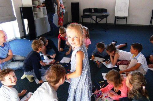 kurybiskumo stovykla vaikams, gyviteatre, muzikinis teatras, galerija
