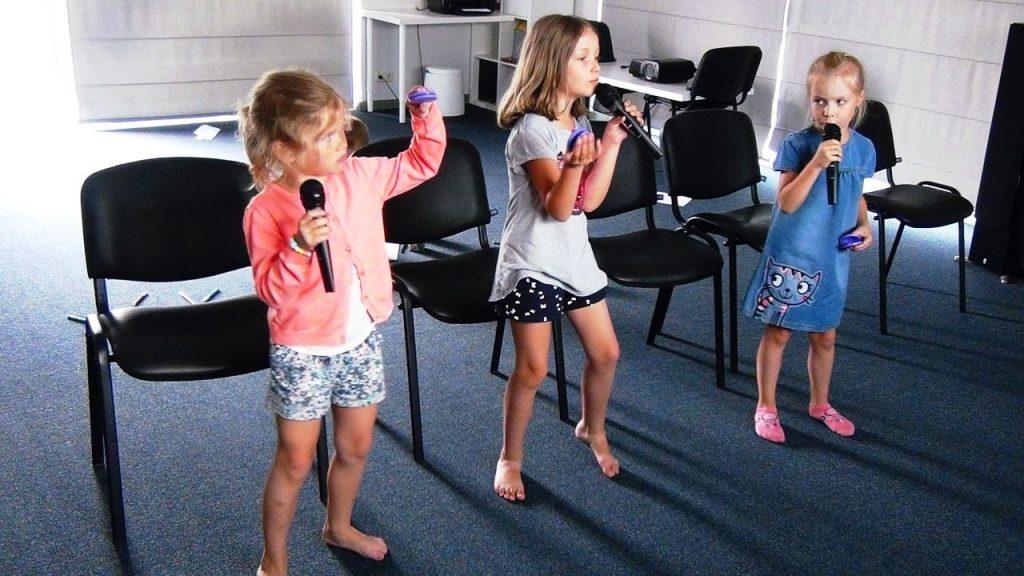 kurybiskumo stovykla vaikams, gyviteatre, muzikinis teatras, teatras vaikams, galerija